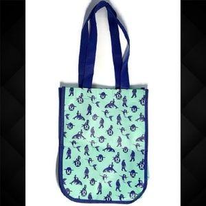 💜 Lululemon Sea Wheeze Tote Bag Mermaid Marathon